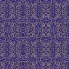 Edible Purple