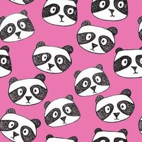 Panda - Pink