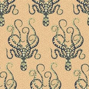 A Demerara Octopus