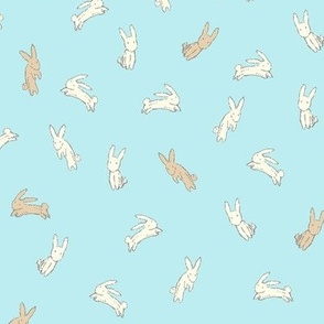 Bunny FooFoo - Teal