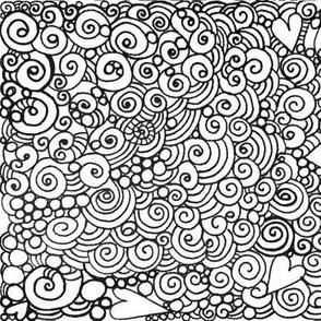 Bohemian Doodles | 70s Kitsch |