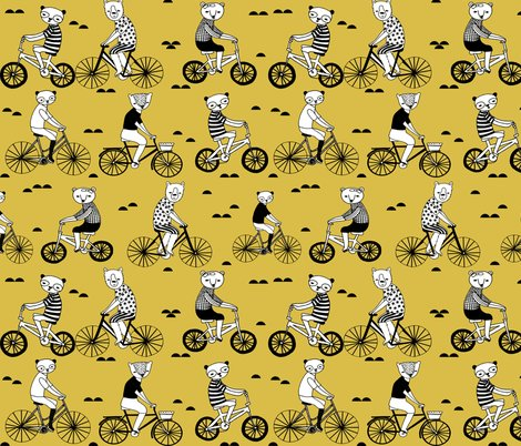 Rpanda_bicycles_mustard_shop_preview