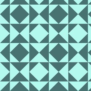 triangles mirrorsept15petrolJade-ch