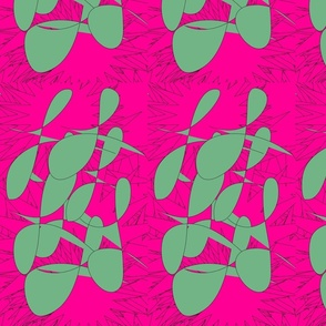 Pink & Green 4
