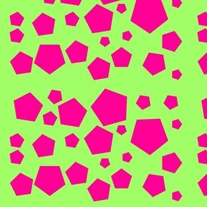 Pink & Green 6