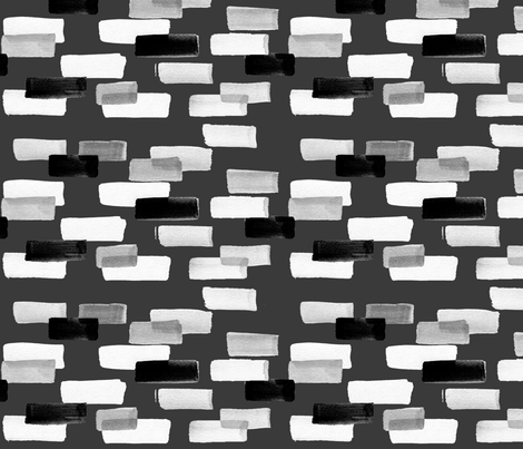blocks_black_n_whilte fabric by maggie_lam_surface_design on Spoonflower - custom fabric