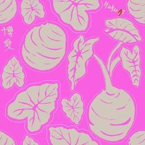 Pink kalo