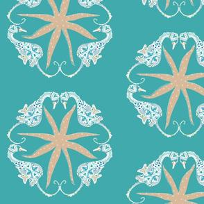 Spoonflower_Seahorse