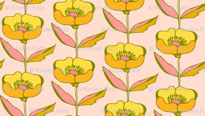 Buttercups Pink