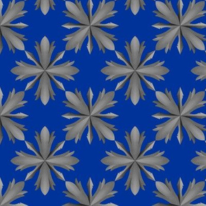 Medieval Iron Crosses V2 Blue