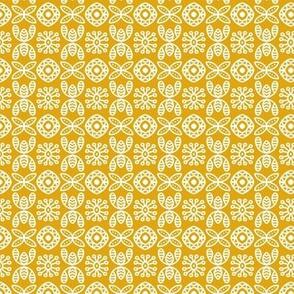 Golden Honey and Pollen