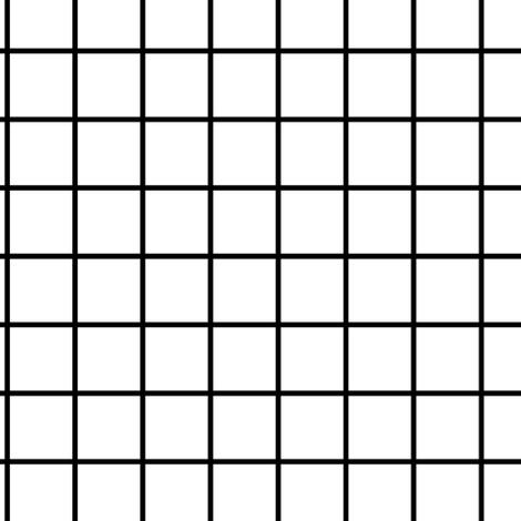 mini grid fabric by sharlenetait on Spoonflower - custom fabric