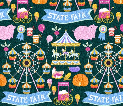 fiera-autunno fabric by gaiamarfurt on Spoonflower - custom fabric