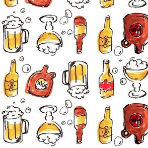 Bubbles • Beer • Brew