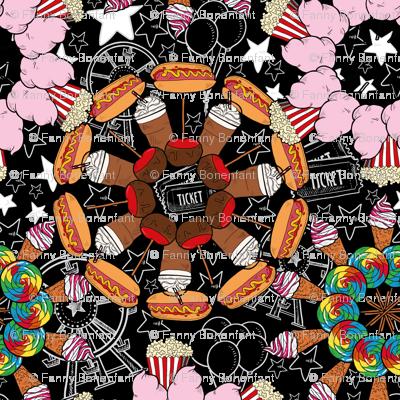 Kaleidoscope foraine