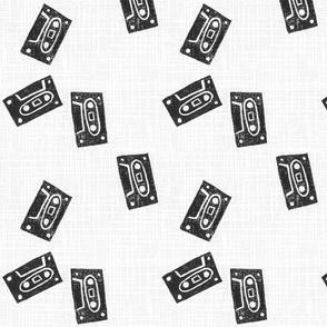 Fast Forward Cassette Tape