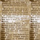 Proverbs 18:21 (KJV)