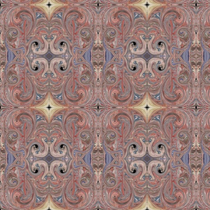 Crazy for Paisley Abstraction