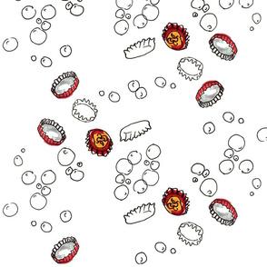Bubbly Bottlecaps