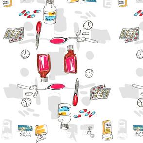 Medicine • White
