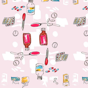 Medicine • Pink