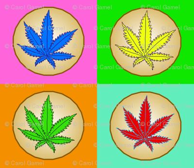Mr Warhol's Marijuana Cookies