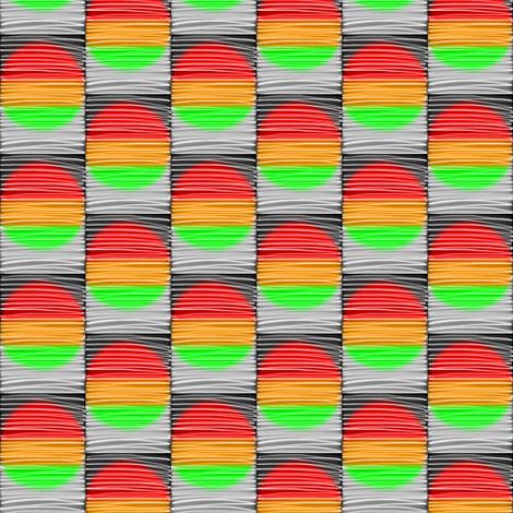 Woven Threads Sunset fabric by eve_catt_art on Spoonflower - custom fabric