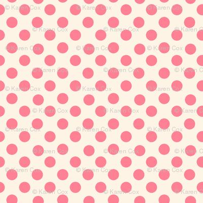 Roses & Vines polka dots-ch-ch