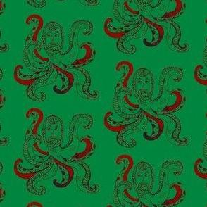 gregopus rex - christmas edition