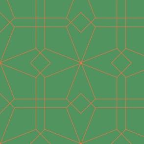 Bohemian Babe Architect Leaf