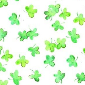 shamrock four leaf clover