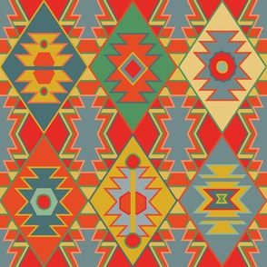 Bohemian Babe Tribal Multi