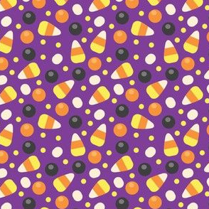 pattern-halloween-candycorn_candy_on_purple-01