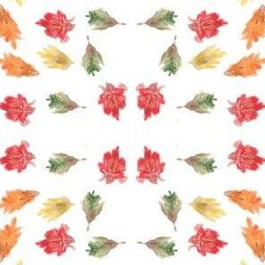 Bold Falling Leaves