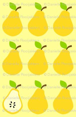 Juicy Pears Yellow