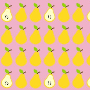 Juicy Pears Pink
