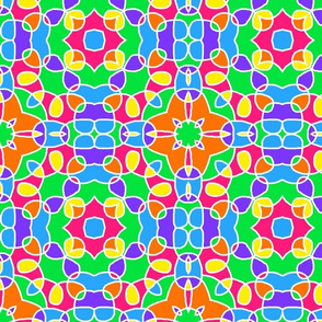 rainbow_swirls_mosaic_wallpaper_1