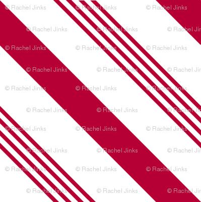 Candycane stripes