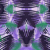 Jungle print VIOLET