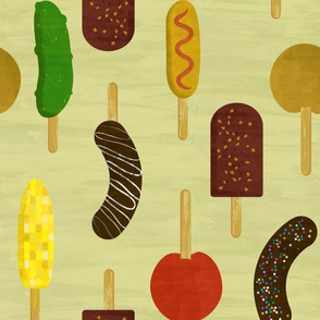 Everything On a Stick