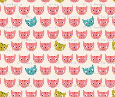Cat Tea Party Cats