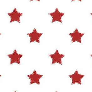 Red_Stars_on_White_background