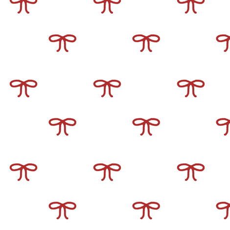 Red_and_White_Bows fabric by googoodoll on Spoonflower - custom fabric