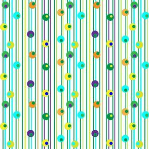 Small Circles & Stripes