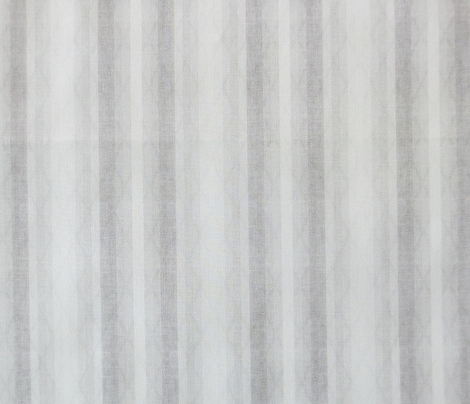 cabana stripe linen grey