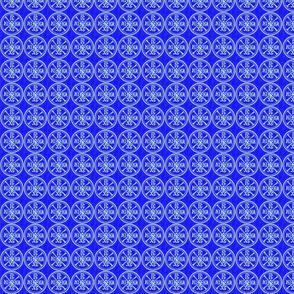 Orthodox Nika Circular Blue/White