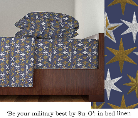 Be your military best by Su_G
