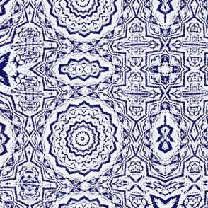 Ming Porcelain Blue