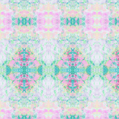 Pastel Medallions Two