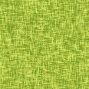 lime green // linen look fabric green linen design